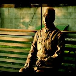 俞大绂先生铜像