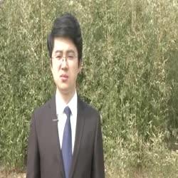 学生会副主席候选人陈述——潘越