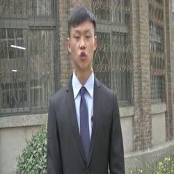 学生会副主席候选人陈述——王兴卫