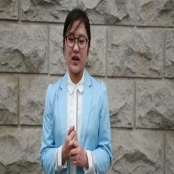 学生会主席候选人陈述——张雪娇