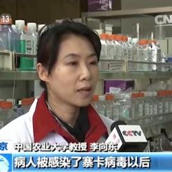 朝闻天下|中国专家:寨卡病毒危害新发现