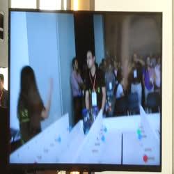 我校学生参加世界大学生机器人竞赛(本科生组)