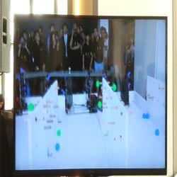 我校学生参加世界大学生机器人竞赛(研究生组)