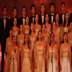 永远跟党走 红歌唱起来  机关二《追寻》《没有共产党就没有新中国》