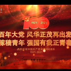 中国农业大学服务保障中国共产党成立100周年庆祝活动总结